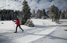 Las últimas nevadas garantizan el esquí hasta Semana Santa