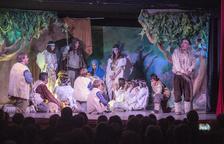 Guissona tanca el cicle de Nadal amb els seus 'nous' 'Pastorets'