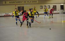 El Vila-sana se juega el sábado en Las Rozas la clasificación a la Copa