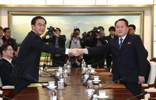 Las dos Coreas se reúnen por primera vez en dos años