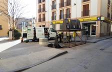 Balaguer repara 48 dels seus 60 contenidors soterrats que estaven en desús des del 2015