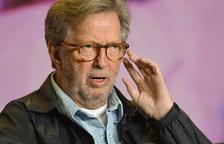 Eric Clapton tiene problemas en las manos y se está quedando sordo