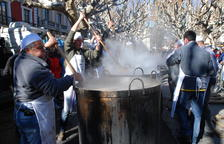 La Seu quiere que la 'calderada' sea fiesta de Interés Nacional