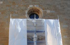Linyola afronta las obras para restaurar la iglesia local