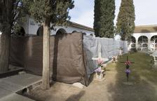 Agramunt amplia el cementiri per renovar una galeria amb problemes