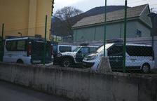 Desembarco de la Guardia Civil en Aran por si vuelve Puigdemont