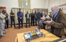 BonÀrea obre a les seues instal·lacions una aula a alumnes d'electromecànica