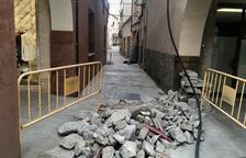 Agramunt reforma una de sus calles más antiguas