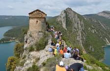 Àger abrirá al público la ermita de La Pertusa el próximo verano