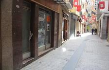 Canvis en els accessos del centre històric de Balaguer a partir de dilluns