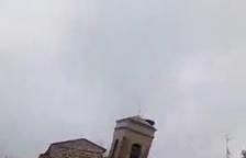 L'església de Rosselló reviu dos anys després d'esfondrar-se