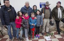 Caravana a la Segarra per retre tribut a les víctimes de l'horror nazi