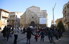 Rosselló espera reobrir l'església a finals de març