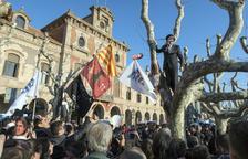 """Carles Puigdemont: """"No hi ha cap altre candidat possible ni una altra majoria"""""""