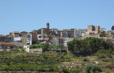 L'Albagés tira un edifici per frenar la humitat als fonaments de l'església