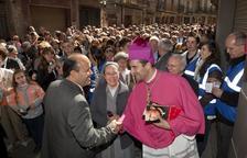Cervera 'castiga' al obispo Novell y lo deja sin recepción