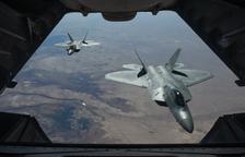 EEUU mata a unos 45 miembros de las Fuerzas Armadas de Siria