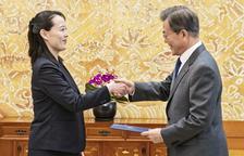 Kim Jong-un invita a Pyongyang al presidente de Corea del Sur