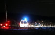 Un avió s'estavella als afores de Moscou i moren els 71 ocupants
