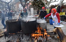 Ranxo en Organyà y la olla de congrio vuelve a Balaguer