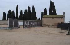 El cementerio de El Palau tendrá cien nichos nuevos y parking