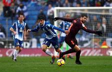 Investiguen el gest de Piqué davant l'Espanyol