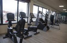Bellpuig inaugura el gimnàs públic i entrarà en funcionament al març