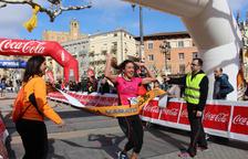 Festa atlètica a Balaguer