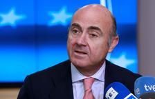 De Guindos, vicepresident del BCE al retirar-se el candidat irlandès
