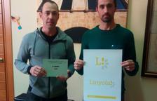 Àngel Garcia gana el concurso de un logotipo para Linyola