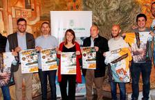 La Volta al Pantà d'Utxesa espera 500 participants