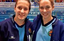 Catalunya, amb 4 lleidatans, campiona d'Espanya de natació