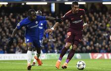 Iniesta y Messi, al rescate