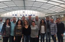 Reelegida la junta del CN Lleida al no haver-hi més candidatures