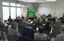 Debat sobre els reptes agraris a Bellcaire