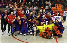 El Barça encadena su tercer título de Copa tras derrotar al Liceo