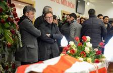 Emotiu adéu a Quini