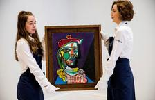 Un retrato pintado por Picasso, subastado por 56,2 millones