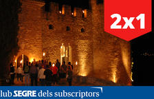 Visites teatralitzades - Castell de Montsonís