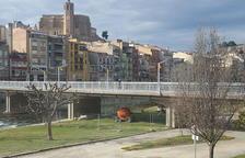 Balaguer consolida el Pont Nou para evitar desprendimientos