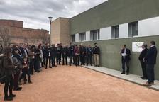 Inaugurado el centro de jóvenes de Juneda, que ya acoge a 14 menores