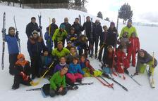 L'assignatura d'esquí s'amplia a col·legis concertat