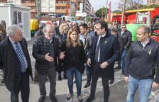 Forcadell, convencida de que pronto habrá un nuevo Govern catalán