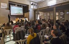 Jornadas de Medio Natural de la Segarra con 80 inscritos