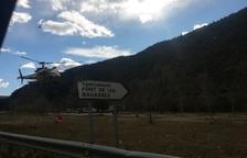 Herido grave tras caer 40 metros un escalador en Àger