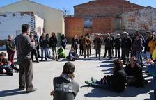 Serret recibe apoyos desde Vallfogona de Balaguer