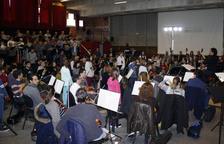 L'IEI escalfa motors per a la cantata del 75è aniversari