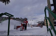 Más nieve para acabar la temporada en las estaciones