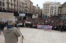 Rajoy quiere ampliar la exención del IRPF al 80% de pensiones de Lleida
