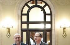 El juez cita a Turull y otros cinco imputados mañana y pueden acabar entrando en prisión